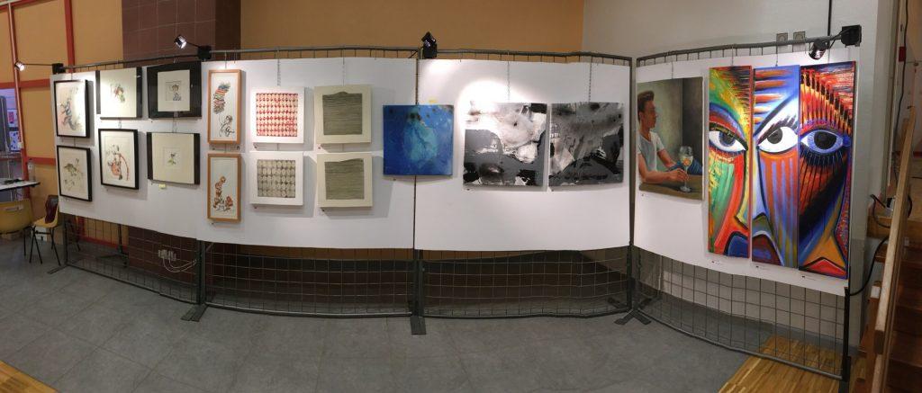 Kunstkreis Georgsmarienhuette eV Ausstellung regards Dr. Meike Strunk Heike Kopadt Thomas Oberhoff Anna Hagemann Petra Riesenbeck