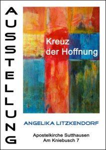 Kunstkreis-Georgsmarienhuette-eV-Ausstellungen-Veranstaltungen-Angelika-Litzkendorf-Osnabrueck-Plakat-Apostel-2018_web